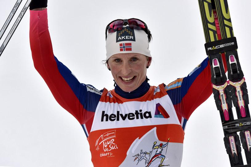 Marit Bjoergen /Getty Images