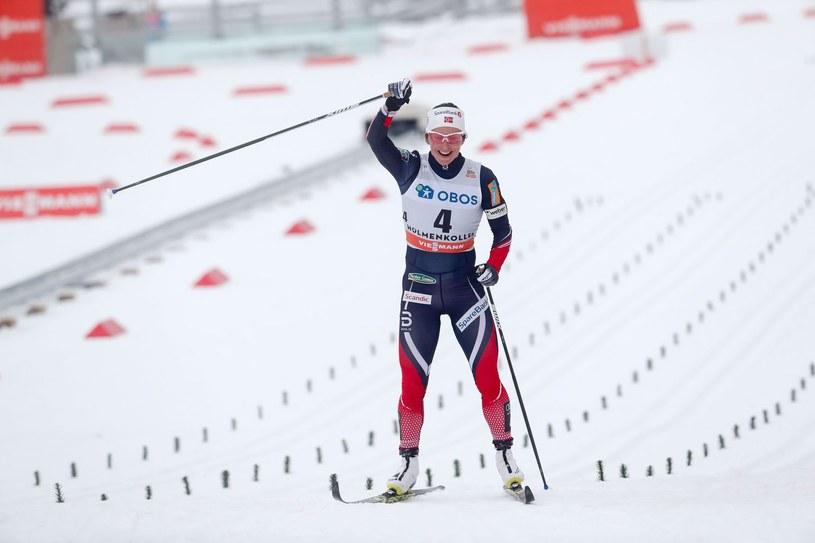 Marit Bjoergen /AFP