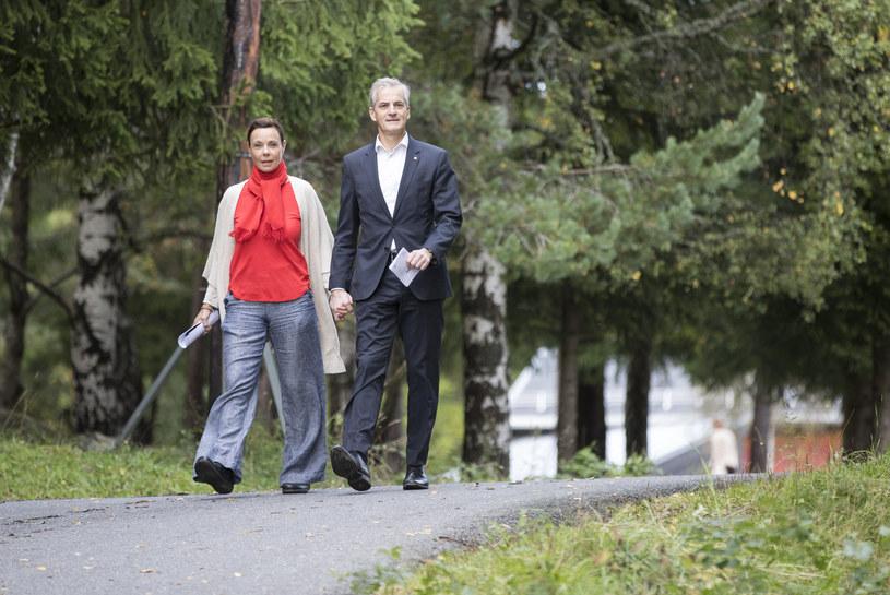 Marit Slagsvold i  Jonas Gahr Store /Terje PEDERSEN / NTB Scanpix / AFP /AFP