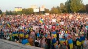 "Mariupol: ""Putin, precz!"""