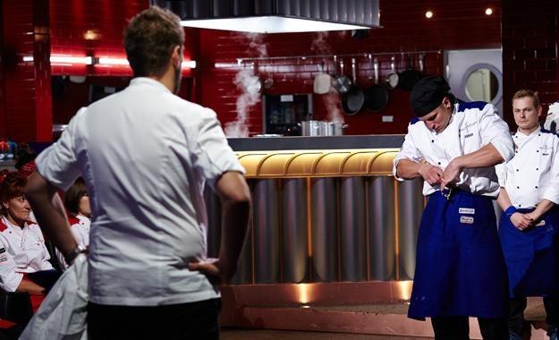 Hells Kitchen Piekielna Kuchnia Odpadły Aż Trzy Osoby