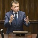 Mariusz Błaszczak: Dochodzi do prób podpalenia Polski