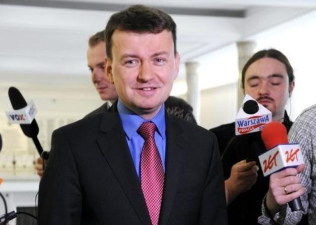 Mariusz Błaszczak, fot. R. Zalewski /Agencja SE/East News