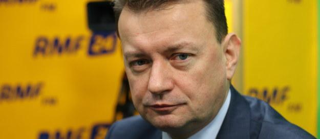 Mariusz Błaszczak: Jedna fundacja beneficjentem w kilku ministerstwach? To nie jest zdrowa sytuacja