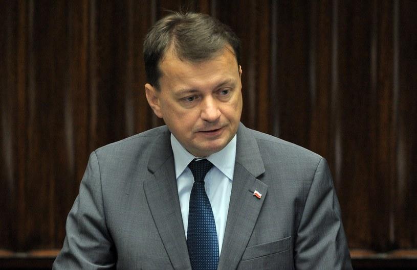 Mariusz Błaszczak, minister MSWiA /Jan Bielecki /East News