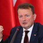 Mariusz Błaszczak nie odpowiada na pytania w sprawie śmierci Igora Stachowiaka