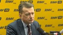 Mariusz Błaszczak o kontroli fundacji
