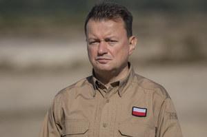 Mariusz Błaszczak ogłasza zmiany w rekrutacji do Wojska Polskiego