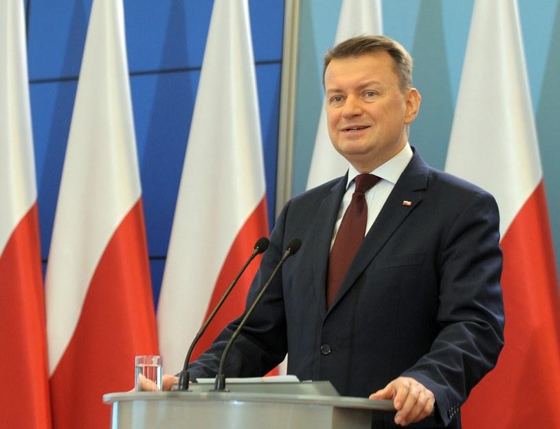 Mariusz Błaszczak otrzymał ponad 80 tysięcy zł nagrody /Jan Bielecki /East News