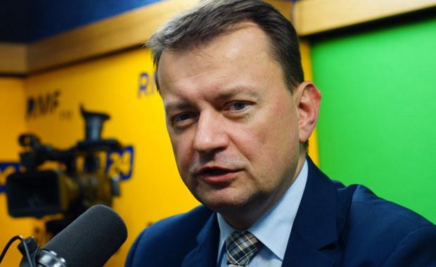 Mariusz Błaszczak: Rząd PO-PSL dbał o interesy Paryża, a nie polskie