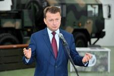Mariusz Błaszczak: W poniedziałek podpisanie przełomowej deklaracji