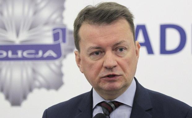 Mariusz Błaszczak zastąpił Macierewicza na stanowisku szefa MON