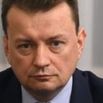 Mariusz Błaszczak zostaje na stanowisku szefa MSWiA. Sejm odrzucił wniosek o wotum nieufności