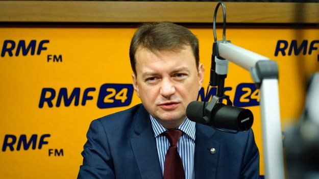 Mariusz Błaszczak /RMF