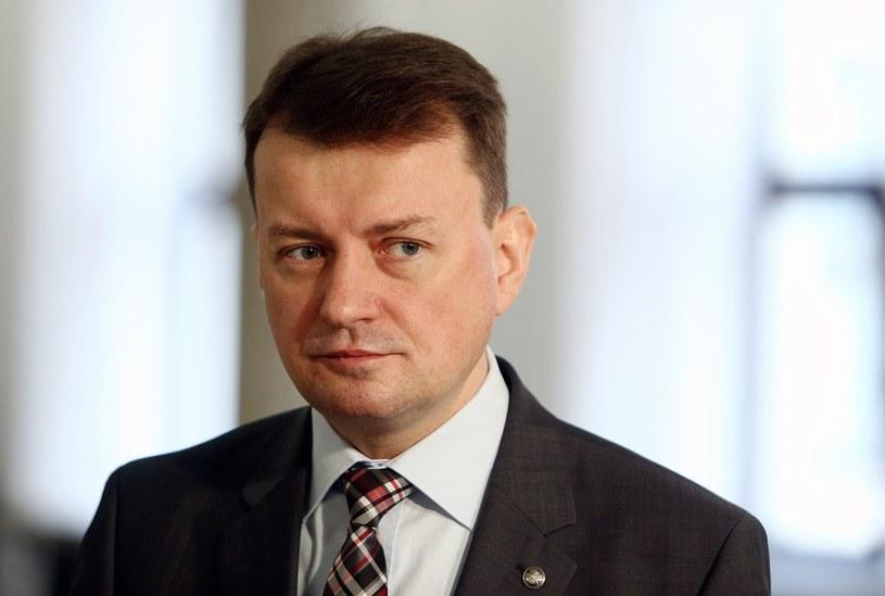 Mariusz Błaszczak /Mariusz Grzelak/REPORTER /East News