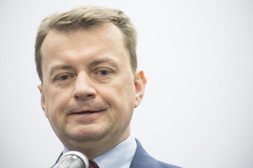 Mariusz Błaszczak /Maciej Luczniewski/REPORTER /East News