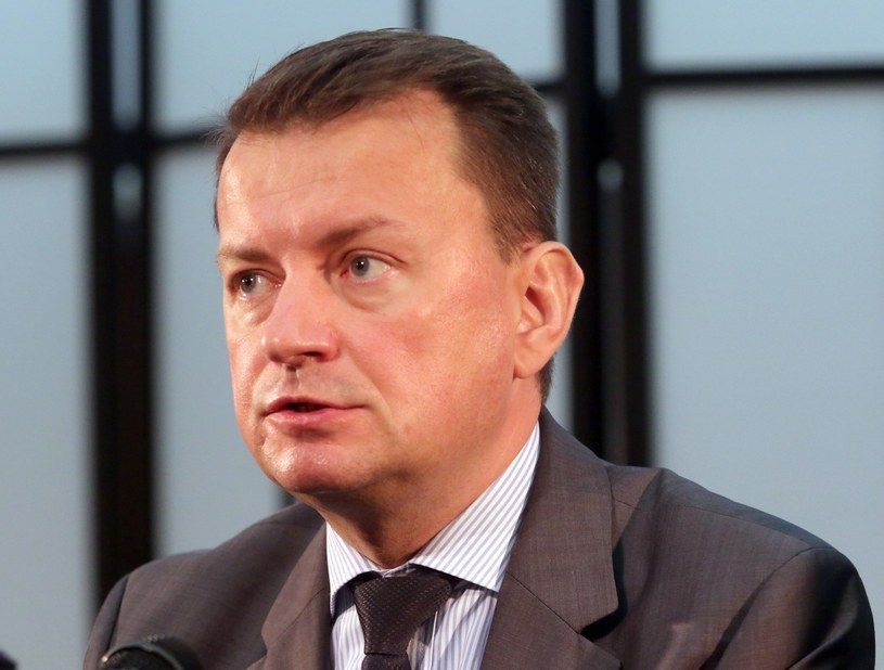 Mariusz Błaszczak /Artur Barbarowski /East News