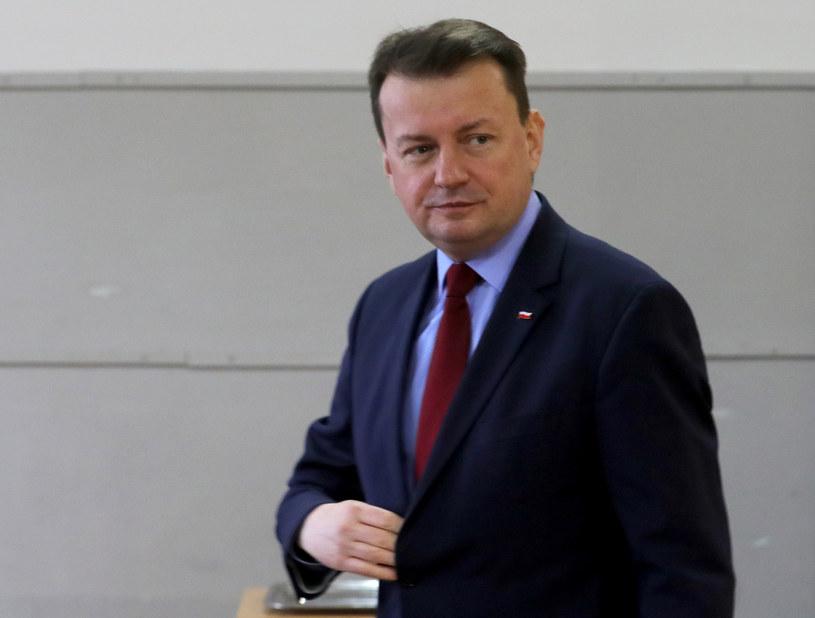 Mariusz Błaszczak /Andrzej Szkocki /East News