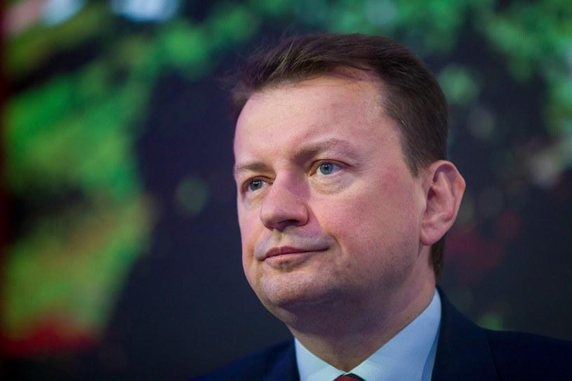 Mariusz Błaszczak /Michał Woźniak /East News