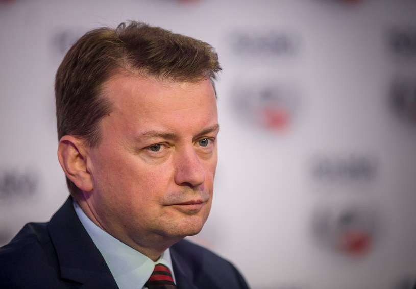 Mariusz Błaszczak /fot. Michal Wozniak /East News
