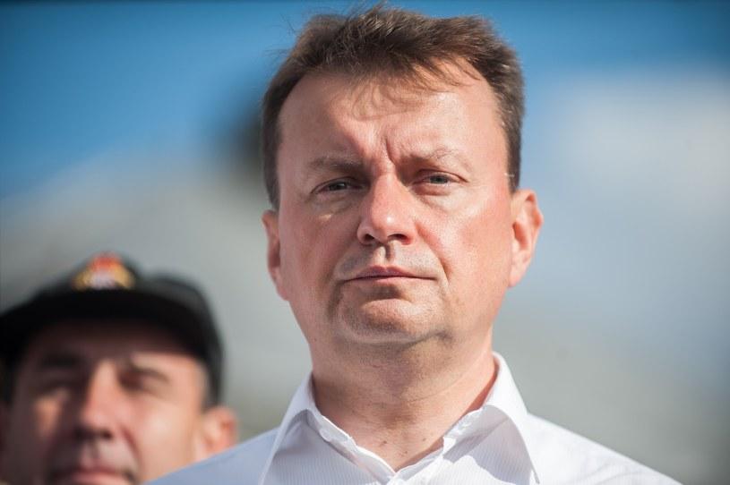 Mariusz Błaszczak /KAMIL KIEDROWSKI/REPORTER /East News