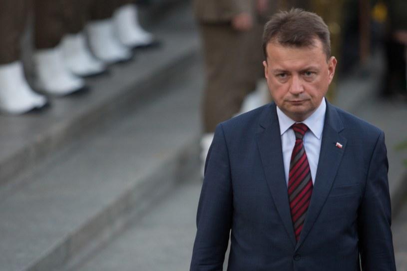 Mariusz Błaszczak /Paweł Wisniewski /East News