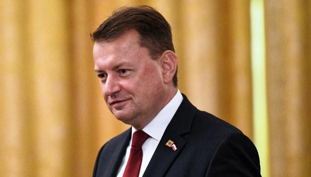 Mariusz Błaszczak /Radek Pietruszka /PAP