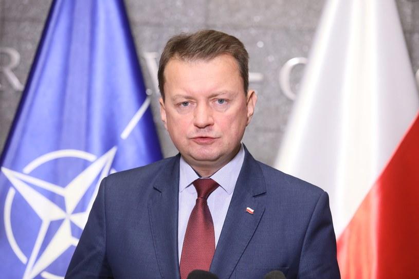 Mariusz Błaszczak /Piotr Molecki /East News