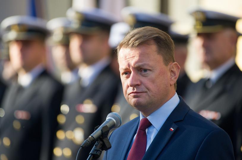Mariusz Błaszczak /Wojciech Stróżyk /Reporter