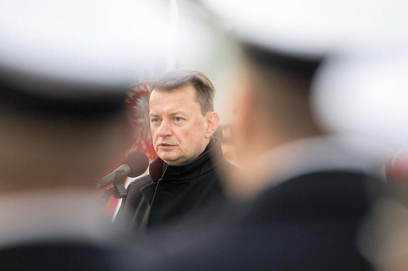 Mariusz Błaszczak /Fot. Wojciech Strozyk /Reporter