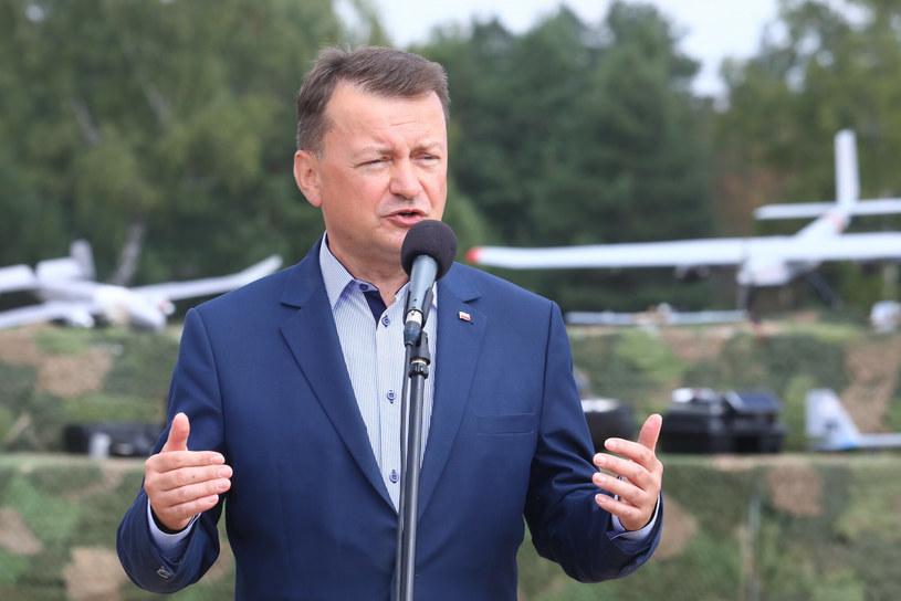 Mariusz Błaszczak /Tomasz Jastrzebowski/ /Reporter