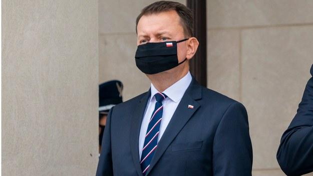 Mariusz Błaszczak /SHAWN THEW    /PAP/EPA