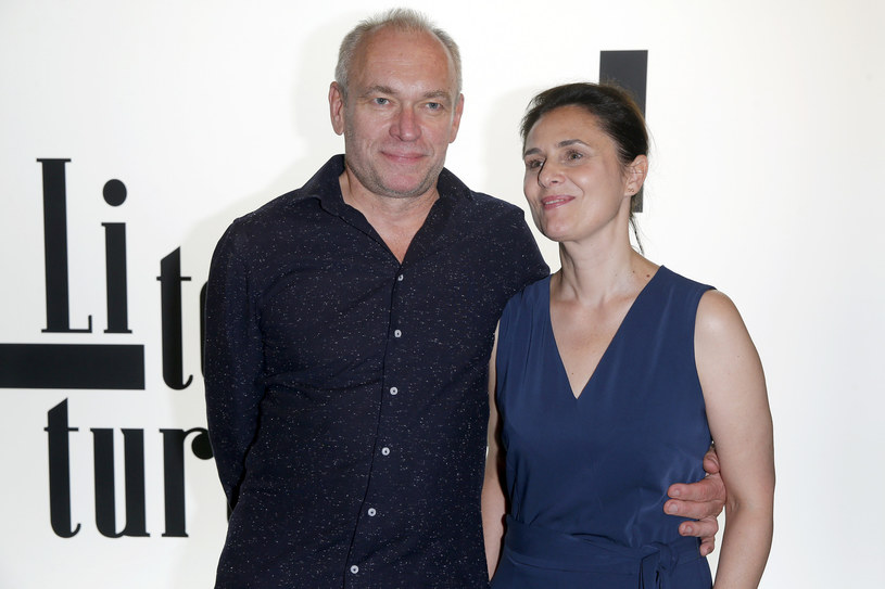 Mariusz Bonaszewski i Dorota Landowska /Podlewski /AKPA