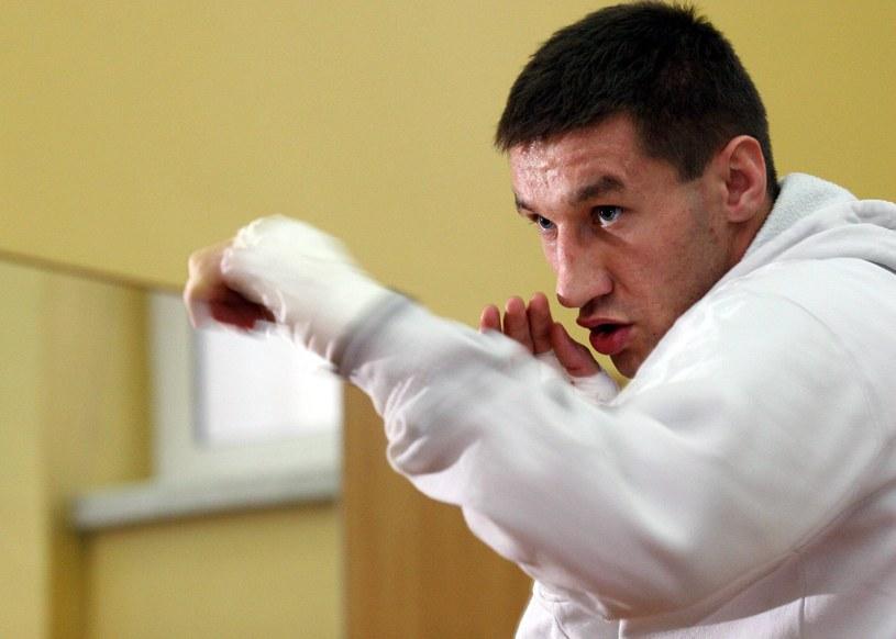 Mariusz Cendrowski toczy najtrudniejszą walkę w swoim życiu /Fot. Wojciech Surdziel /Agencja Gazeta