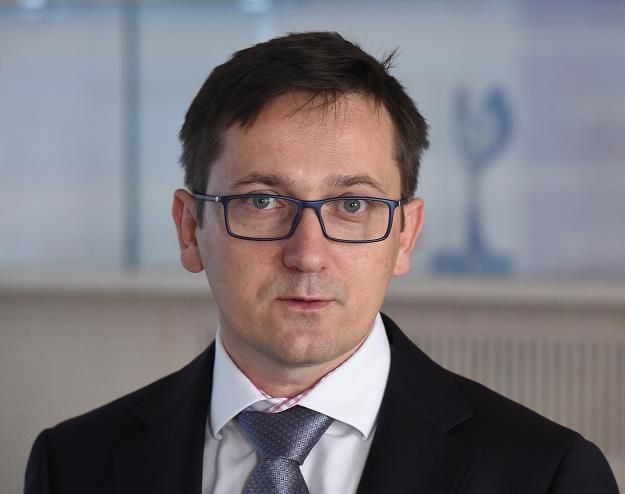 Mariusz Cholewa, prezes BIK /fot. Radek Pietruszka /PAP