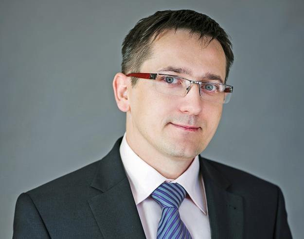 Mariusz Cholewa, prezes BIK /Informacja prasowa