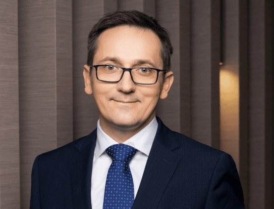 Mariusz Cholewa, prezes Biura Informacji Kredytowej, źródło: BIK /&nbsp