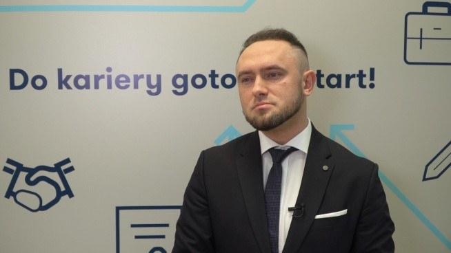 Mariusz Florczyk, wykładowca WSB w Bydgoszczy /Newseria Biznes