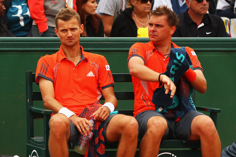Mariusz Fyrstenberg i Marcin Matkowski /Clive Brunskill /Getty Images