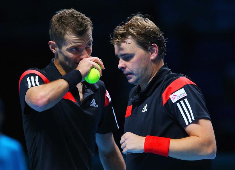Mariusz Fyrstenberg i Marcin Matkowski /Julian Finney /Getty Images