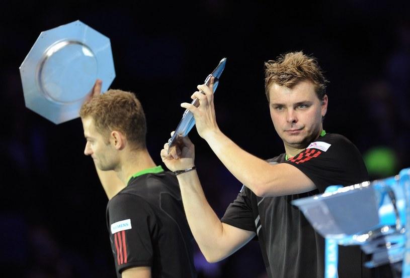 Mariusz Fyrstenberg i Marcin Matkowski. /AFP