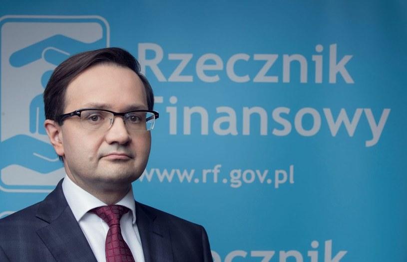Mariusz Golecki, Rzecznik Finansowy /Informacja prasowa