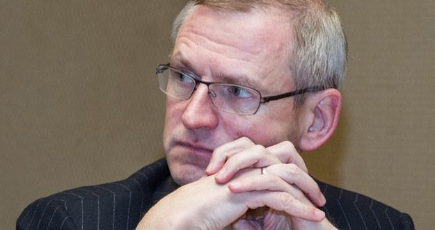 Mariusz Grendowicz, prezes PIR /Jacek Domiński /Reporter