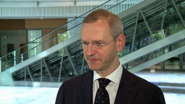 Mariusz Grendowicz, przewodniczący Rady Programowej Banking Forum /Newseria Biznes