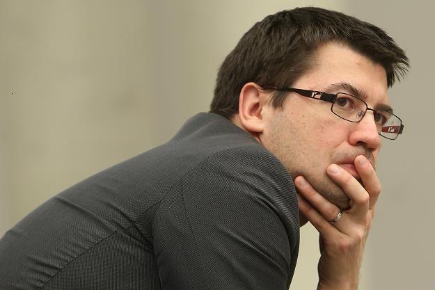 Mariusz Haładyj, prezes Prokuratorii Generalnej. Fot. Michał Dyjuk /FORUM