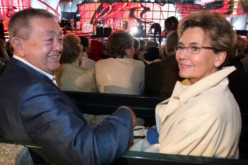 Mariusz i Bożena Walterowie /AKPA