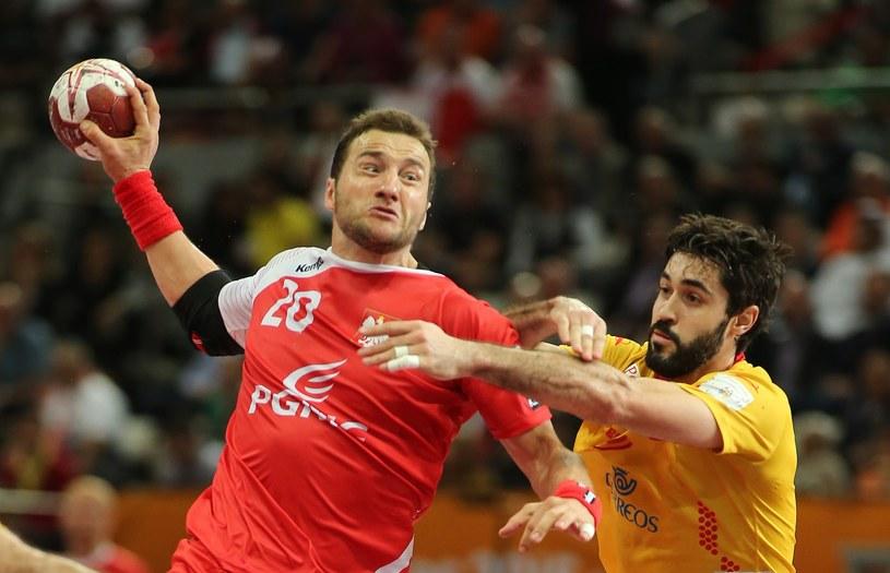 Mariusz Jurkiewicz będzie rezerwowym podczas igrzysk w Rio /AFP