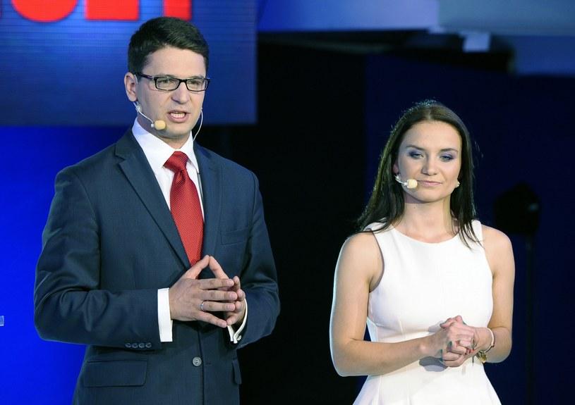 Mariusz Kamiński i Ilona Klejnowska /Jan Bielecki /East News