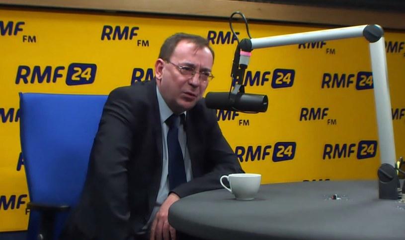 Mariusz Kamiński /RMF