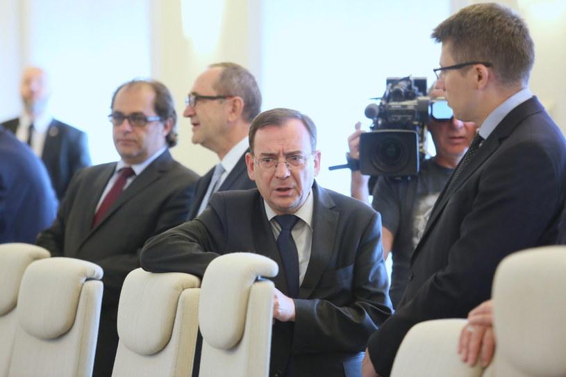 Mariusz Kamiński /Leszek Szymański /PAP